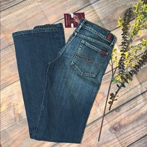 For all 7 Mankind NWT size 30